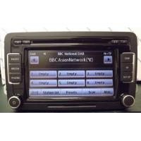 China VW RCD-510 DAB 6 DISC CD CHANGER *LIKE NEW* *12 Month warranty* on sale