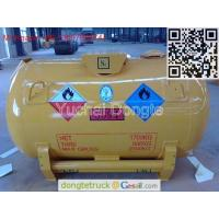 Buy cheap 1750 liters Triethyl aluminum tank container for Iran market from wholesalers
