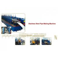 Automatic Steel Sheet Slitting Machine Stainless Steel Pipe Making Machine