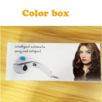 China Salon Equipment LCD Automatic Rotation Curlers Hair Roller on sale