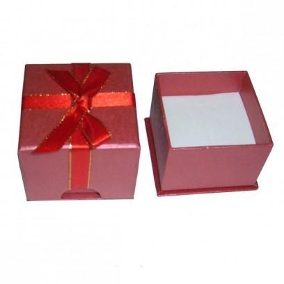 Cheap Gift Box with Ribbon Closure and Insert for sale