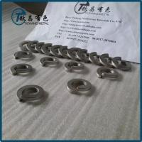 Quality High Strength Titanium Alloy Spring Washers wholesale