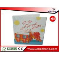 Quality Recordable Wedding Cards wholesale