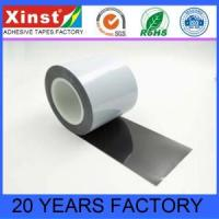 Quality PET Film Tape Light Shielding PET Film Black And White Double Sided Tape For TFT-LCD wholesale