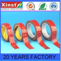 China Acrylic Foam Tape Double Sided Acrylic Foam Tape for Auto Use Equal to 3M VHB tape on sale