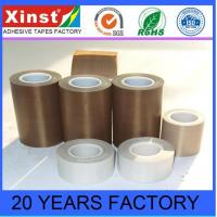 Buy cheap PTFE Tape High Temperature PTFE Teflon Fiberglass Coth Tape from wholesalers