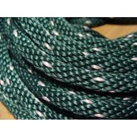 China 12 Strand color Solid braid nylon rope on sale