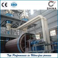 Quality Grinding & Classifying Process CaCO3 Powder Production Line wholesale