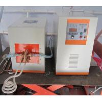 Buy cheap Billet Forging Through 30KW Ultra High Frequency Induction Forging Machine product