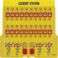 Quality Signs,Tags & Lockouts Lockout Stations & Padlock Racks wholesale