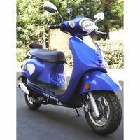 Buy cheap Scooters 50cc ROMA Euro 50cc Moped / Scooter from wholesalers