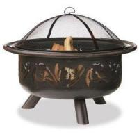 Buy cheap Oil Rubbed Bronze Firebowl with Swirls from wholesalers
