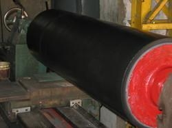 China Printing Rollers And Sleeves Lacquer Coating Rollers