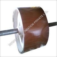 Buy cheap Industrial Rollers Ebonite Coated Drum from wholesalers
