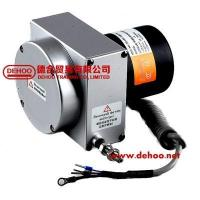 China Draw Wire Encoder/Potentiometer Linear Measuring on sale