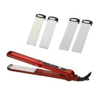 China 3 in 1 hair straightener and curler IW-1878 with 3 sets of plate on sale