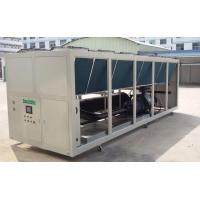 Quality air cooled screw chiller 350kw air cooled screw compressor water chiller wholesale