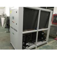Quality 55kw air cooled chiller anodizing and electroplat wholesale