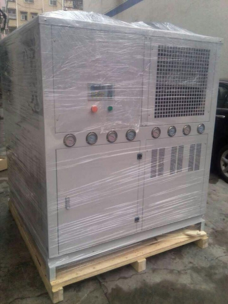 Cheap 15kw scroll compressor chiller for welding machine for sale