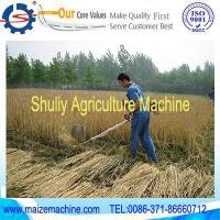 Quality Reaping machine+ wheat harvest machine / wheat cutting machine / wheat cutter wholesale