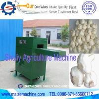Buy cheap Chaff cutter+ Fresh garlic tail and stem cutting machine from wholesalers