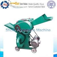 Buy cheap Chaff cutter+ chaff feed cutter machine and crusher from wholesalers