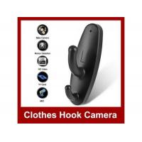 China Clothes Hook Style HD Spy Hidden Camera with Motion Detector on sale