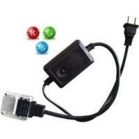 Quality Power Cord W/ Built-In RGB Controller for 120V RGB LED Tape (720W Capacity) wholesale