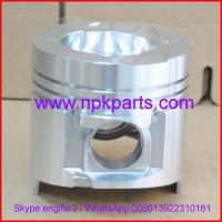 Quality Komatsu engine repair parts 4D95 engine piston with pin and clips 6202-32-2110 wholesale