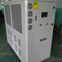 Quality 22000Kcal/hr cooling capacity air cooled water chiller for Silicone Rubber mixing roller machines wholesale