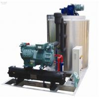 Buy cheap 40t/24h Industrial Flake Ice Machine product