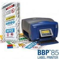 Quality Health and safety Brady BBP85 sign and Label printer wholesale