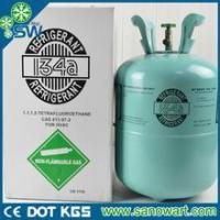 Quality Chemicals Refrigerant R134a GAS for cooling system wholesale