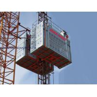Buy cheap Builders Construction Hoist Elevator , Industrial Elevators And Lifts from wholesalers
