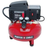 China PORTER-CABLE 135 PSI Pancake Compressor Review on sale