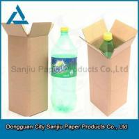 China cardboard bottle packaging Paper box paper storage box CA001 on sale