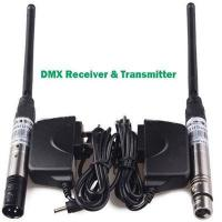 Quality 2.4G Wireless DMX512 Transmitter&receiver 7 ID wholesale
