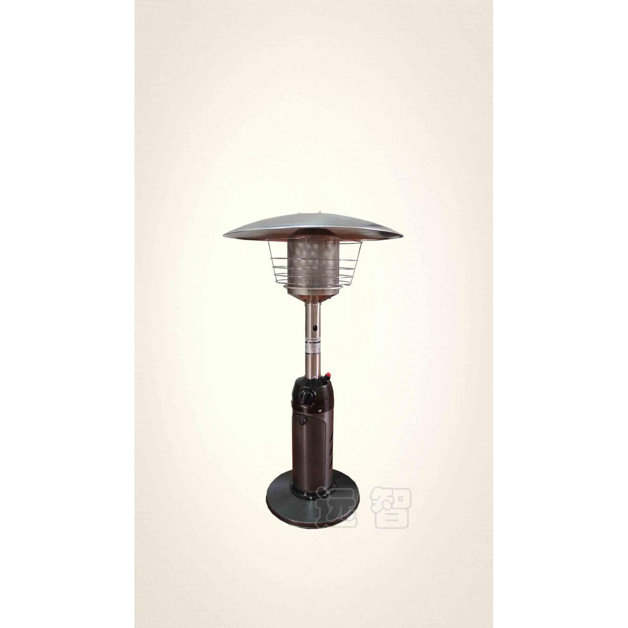 China Stainless Steel Portable Patio Heater/ Table Top Gas Heater (YZZS-001) on sale