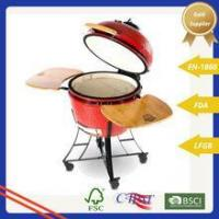Quality Ceramic Egg Barbecue Grill For Outdoor Best BBQ wholesale