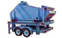 Quality Mobile dewatering screen wholesale