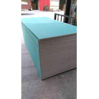 China Moisture-resistant Gypsum Board on sale