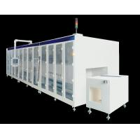 China Automatic Ultrasonic Wafer Cleaning Equipment on sale