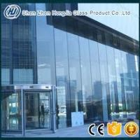 Quality CE BS tempered sound proof double glazing insulated glass wholesale