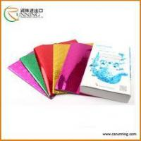 Quality hologram book cover,custom book covers,good design book cover wholesale