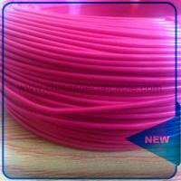 Quality 1.5 mm2 Glass fibre braiding silicone rubber high temperature cable wholesale