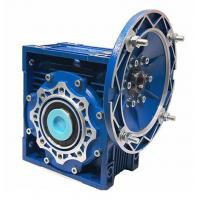 Quality NMRV turbine worm reducer with output flange wholesale