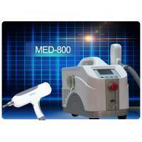 Buy cheap Wavelength 1064nm & 532nm Mini and smart Q-Switched ND YAG Laser Tattoo Removal Machine from wholesalers