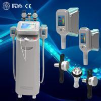 Buy cheap RF Cryolipolysis Slimming Machine Cavitation With 10.4 Inch Touch Screen from wholesalers