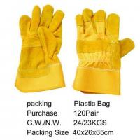 China best tig welding gloves High Quality kevlar long Welding Gloves / ARC Welders Gloves07 on sale