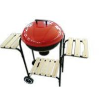 Quality Kettle & Round BBQ Grills 22-in garden charcoal bbq grill with side tables wholesale